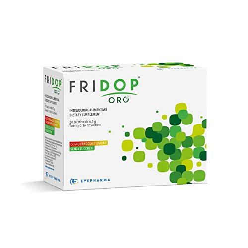 Eye Pharma FRIDOP ORO Integratore Alimentare 20 Bustine 90gr