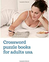 crossword puzzle books for adults usa: This book crossword puzzle books adultsAboutgames boys 11or press here book paperback extra maze books