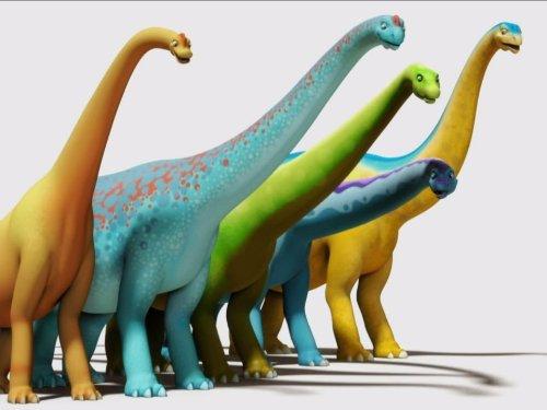 Remember the Alamosaurus/Sunrise, Sunset