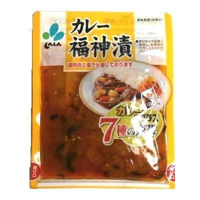 新進 カレー福神漬け(G) 100g まとめ買い(×10)