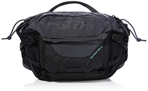 evoc HIP Pack PRO 3l Hüfttasche, Black/Carbon Grey, one Size