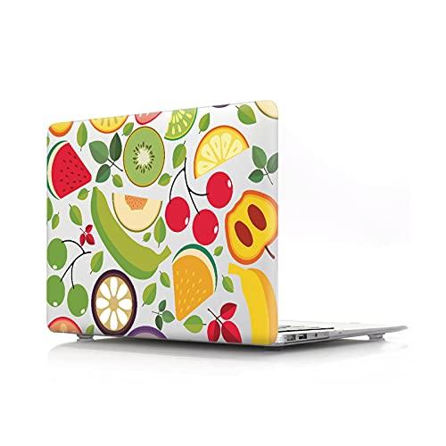 Funda para MacBook Air Pro 11 12 13 15 16 pulgadas, nuevo patrón portátil Shell cubierta protectora para MacBook Air Pro 11.6 13.3 15.4 16 02-1-a1398 pro 15 Retina