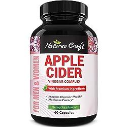 Image of Natures Craft Apple Cider...: Bestviewsreviews