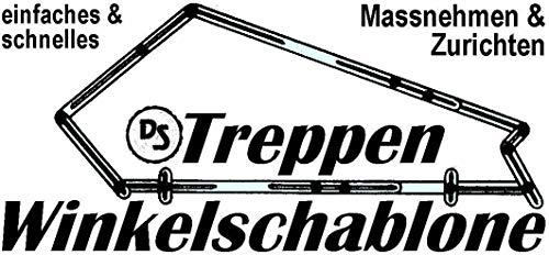 Treppen-WinkelSchablone