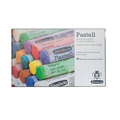 Schmincke Pastell-Starter-Set, extraweich, 10 Farben (77210097)