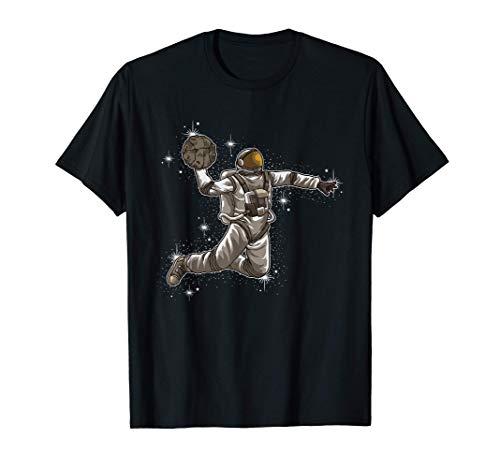 Astronauta de baloncesto - Equipo atlético Camiseta