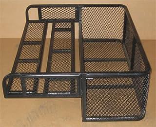 Fullwatt ATV Front Cargo Basket Rack Luggage Carrier Surface Front Mesh ATV Rack Basket