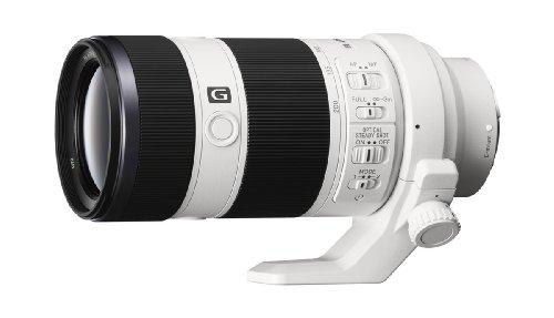 Sony FE 70–200 mm F4 G OSS Wechselobjektiv für Sony Alpha Kameras