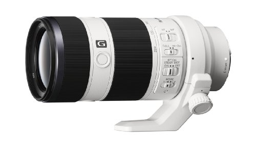 Sony FE 70-200mm F4 G OSS Interchangeable Lens for...