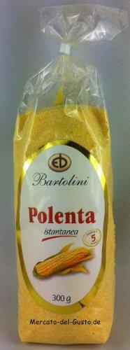 POLENTA INSTANTÁNEA BARTOLINI 300GR POLENTA ITALIANA GOURMET
