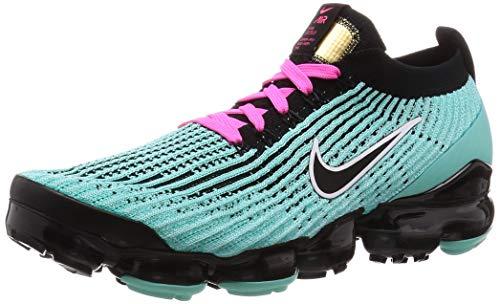 Nike Men's Air Vapormax 3.0 'South Beach' Flyknit 3 Hyper Turquoise/Pink Blast AJ6900-323 (Size: 13)