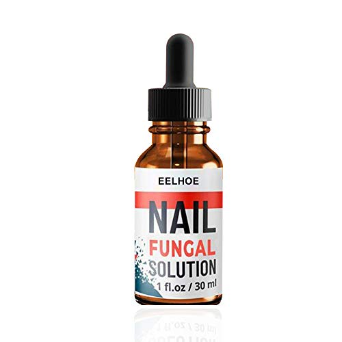 1 fl.oz /30ml Toenail and Nail Repair Essence, Toenail and Nail Care Solution, Toenail and Nail Renewal, Fixes and Restores Discolored and Damaged Nails