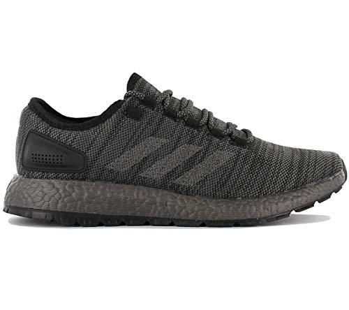 Adidas Herren Pureboost All Terrain Laufschuhe, schwarz (Negbas/Grpudg/Grmetr), 44 2/3 EU