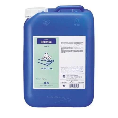 Baktolin sensitive Waschlotion 5 Liter