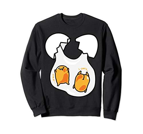 Gudetama Lazy Egg Twins Sweatshirt