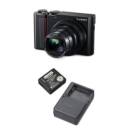 PANASONIC LUMIX ZS200 4K Digital Camera, DC-ZS200K...
