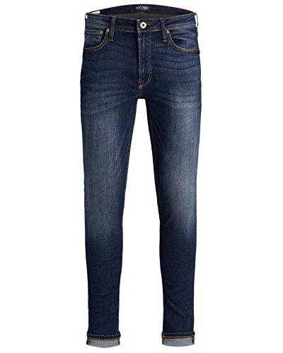 Jack & Jones, jeans da uomo Dark Wash 46 Lungo