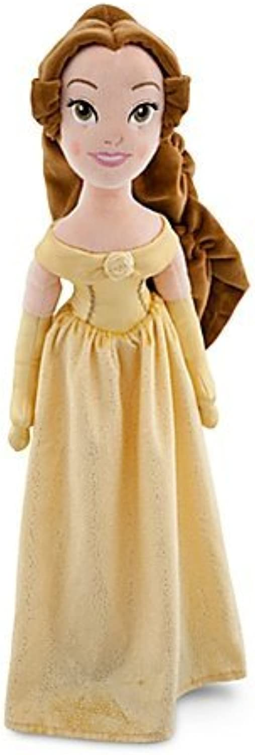 Belle Plush  Beauty and the Beast Stuffed Characters