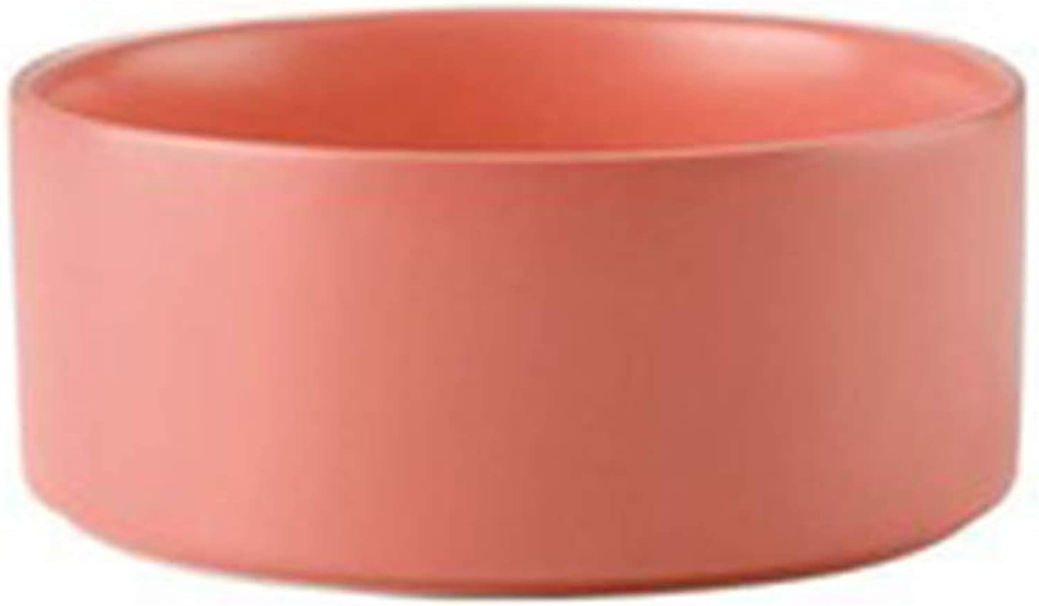 Pet Bowl, Ceramic NonSlip Bowl, Large Capacity  The color is Very Good and Will Not Fade, The Structure is Stable and Not Easy to Dump