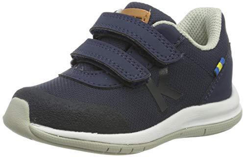 Kavat Unisex-Kinder Närke Sneaker, Blau (Blue 989), 22 EU