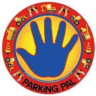 Parking Pal Car Magnet-Parking Lot Safety for Children (Construction)