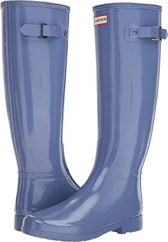 HUNTER Original Refined Gloss Rain Boots Tawny 7 M