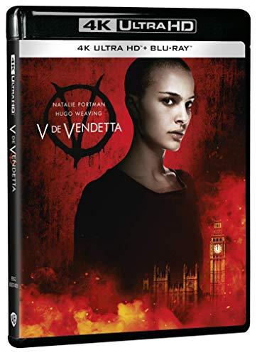 V de Vendetta 4k UHD