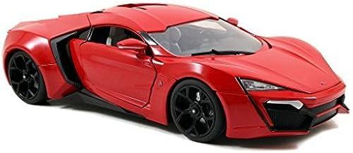 Jada Toys Fast & Furious Lykan Hypersport 1 18 Diecast Vehicle by Jada