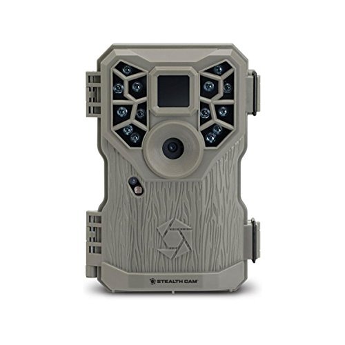 Stealth Cam 14 IR Emitter Hunting Game Trail Camera with HD...