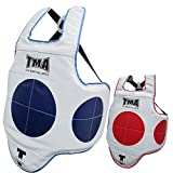 TMA Martial Arts Body Protector Tae Kwon Do MMA Kickboxing (Reversible) (L/XL)