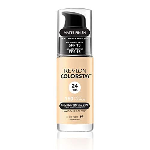 Revlon Fondotinta Colorstay per Pelli Miste/Grasse, 150, 30 ml