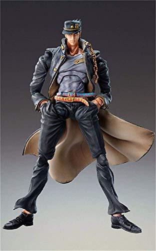 SHUMEISHOUT El nuevo Sorajo Jotaro Movable Anime Personaje PVC Modelo Estatua Colección Acción Personaje Decoración Estatua Modelo Altura alrededor de 15CM