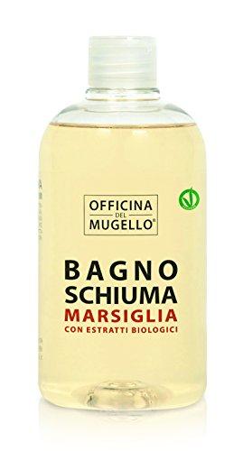 BAGNOSCHIUMA MARSIGLIA 500 ml - OFFICINA DEL MUGELLO