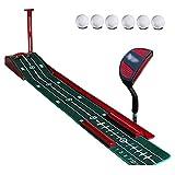 De múltiples fines Golf Putting Prett Mat Golf Putting Mat Portable...