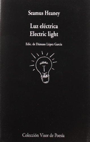 Luz eléctrica: Electric light: 503 (Visor de Poesía)