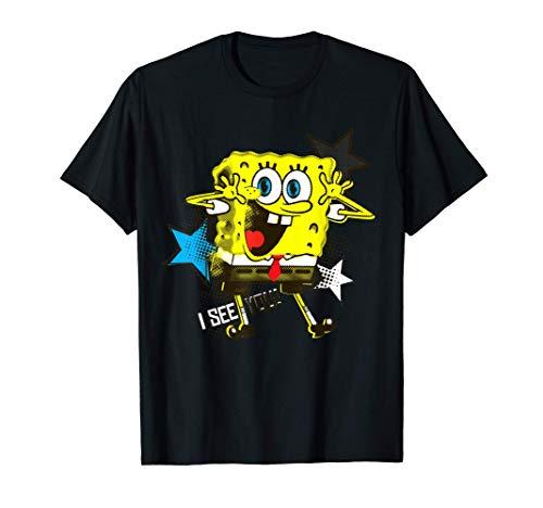 US SpongeBob SquarePants SpongeBob See You 01 T-Shirt