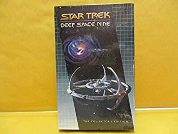Deep Space Nine Star Trek Collector d Edition VHS You are Cordially Invited / Resurrection