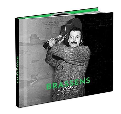 Brassens a 100 ans [2CD Livre Disque - Tirage Limité]