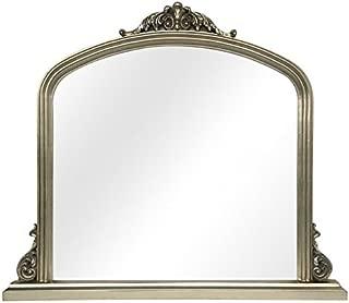 SBC Decor Amarone Mantle Wall Mirror, 39