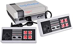 🎮【PROMPT】: There are some game repetitions in this console. For those who are new to the classic game console. This is an 8-bit game console with simple controls and picture quality will not be as crisp as todays games,Many classic games are still fu...