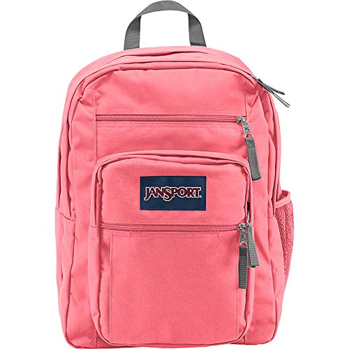 JanSport Big Student Strawberry Pink One Size