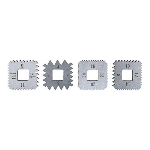 KS Tools 150.1432 Ersatzbacken in Zoll f. Gewindestrehler