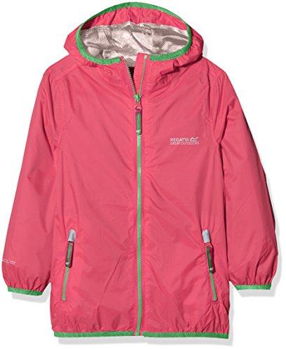 Regatta Kinder Lever II Jacke, hot pink, 11-12