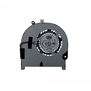 New Laptop CPU Cooling Fan Replacement for Toshiba Satellite Fusion L55W-C5278 L55W-C5278D L55W-C5280 L55W-C5352 L55W-C5357 L55W-C5358