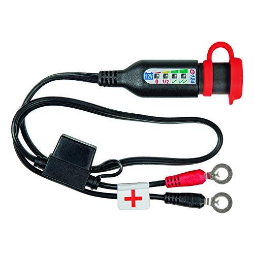 4 x Connettore per batteria resistente alle intemperie per uso intensivo e per i settori automobilistico e marittimo TecMate OptiMATE CABLE O-11x4
