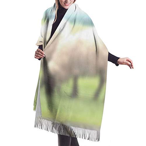 Stillleben Alte rostige Schere Scherschaf Industrielle Schal Wrap Winter Warmer Schal Cape Großer Schal Übergroße Schals Für Frauen 77x27 Zoll