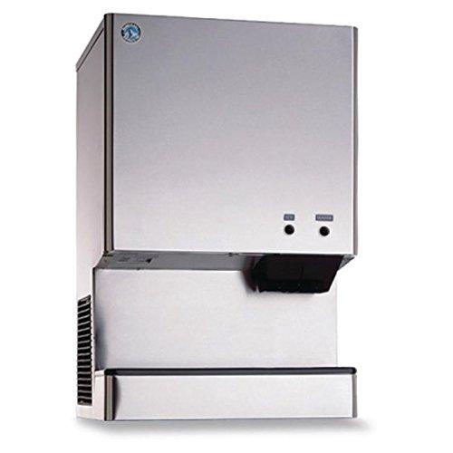 Hoshizaki Cubelet Eis und Wasserspender DCM-230HE Abmessungen: 1016(H)x 660(W)x 571(D)mm Ausgang 230kg/24hr
