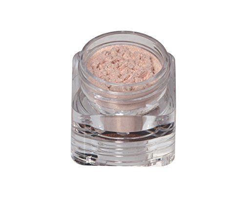Naked Cosmetics Mineral Cosmétique maquillage ombre a paupiere Ivory 02