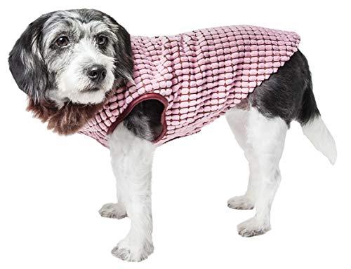 PetLife Luxe Beautifur - Abrigo para Perro (Piel de visón, Talla XS),...