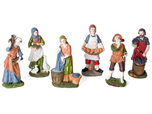 Figuras Oficios Belen 15cm Surtido A Elegir 1